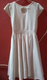Vestido boneca branco