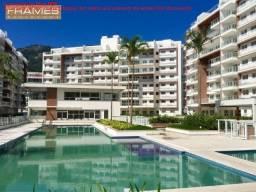 Recreio, Frames Residence, Apartamento 3 Suítes, 90m², 2 Vagas, Varanda Gourmet