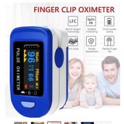 Oxímetro Digital na Promoção - Novo- Saturação - frequência cardíaca