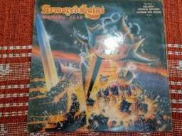 Armored Saint - Raising Fear - LP - Importado - Impecável