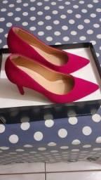 Sapato Scarpin semi novo
