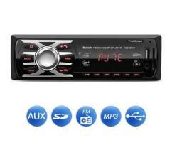 Rádio de carro Bluetooth MP3
