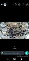 Peças de Honda Civic 99 Motor parcial 16 v Caixa automática