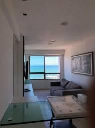 Beach Class Residence, 02 quartos, sendo 01 suíte