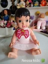 Boneca baby Princesas 30 cm