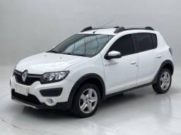 Título do anúncio: Renault SANDERO SANDERO STEPWAY Hi-Power 1.6 8V 5p