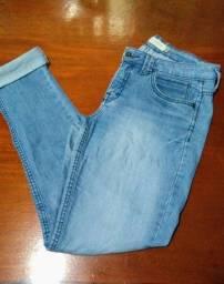 Jeans Feminino Marca: TOC Tam: 40