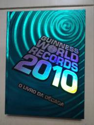 Livro Guinness World Records 2010 Capa Dura