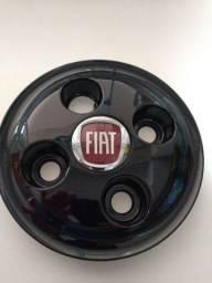 Jogo Calotas Rodas Ferro Fiat Aro 13/14/15 Furação 4x98.