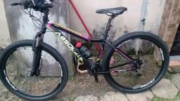 Bike absolute mia aro 29 hidráulica Shimano