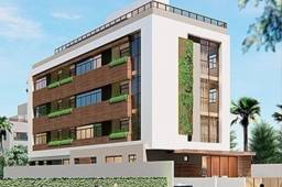 Título do anúncio: Lindo apartamento térreo com área privativa próximo à praia no Bessa