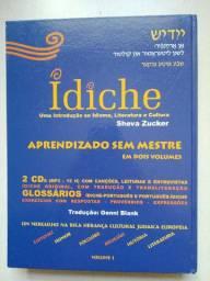 Livro Ídiche Sheva Zucker Volume 1 Com Cds