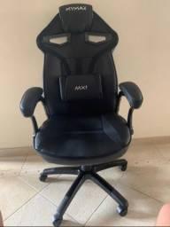 Cadeira gamer MyMax Mx1 -  seminovo ultilizada 7 dias com nota fiscal