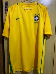 Camisa Seleção Brasileira Olimpíadas 2016