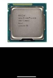 Kit upgrade - I5 3570 + Placa mãe + Ram 8gb