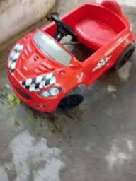 Carro de criança usado