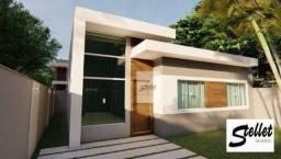 Excelente Casa linear com 3 quartos à venda, 78 m² por R$ 320.000 - Enseada das Gaivotas -