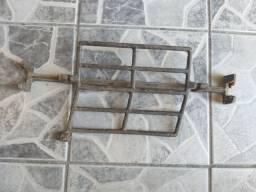 Pedal de máquina de costura antiga enfeite decoração antiguidade singer ?