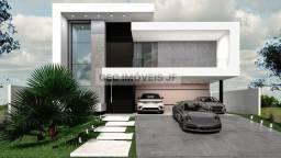 Casa em Condomínio para Venda em Juiz de Fora, Alphaville, 4 dormitórios, 4 suítes, 5 banh