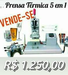 Prensa Transfer 5x1