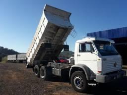 Caminhão caçamba vw 16220