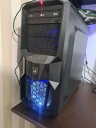 PC Gamer completo com monitor