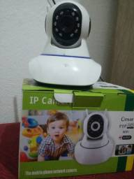 câmera HD 360 IP WIFl ..
