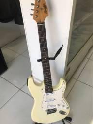Guitarra Memphis MG32 stratocaster praticamente nova