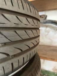 Jogo  de pneus 165/40-r18