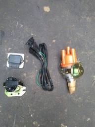 Kit ignição eletrônica fusca