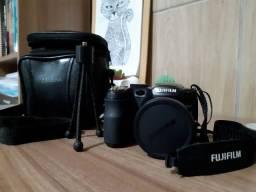 Título do anúncio: Câmera Digital Fujifilm S2980 - 14MP - Zoom Óptico de 18x