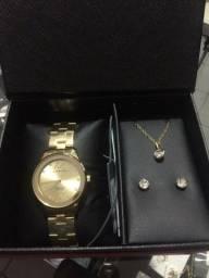 Relógio Lince novo na caixa