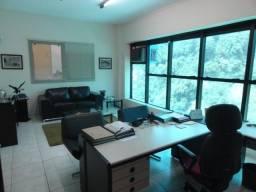 Título do anúncio: Sala à venda, 218 m² por R$ 945.000,00 - Centro - Santos/SP