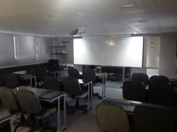 Alugamos sala executiva para treinamento ou reunião para 1 a 24 pessoas