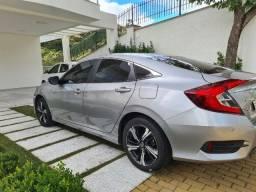 Honda Civic 18/18 - Único Dono