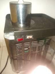 Máquina de refrescar suco