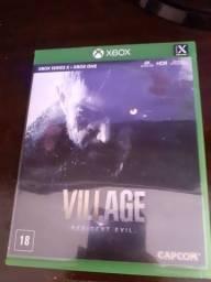 Vendo resident evil village e GTA V original/ Promoção