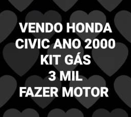 HONDA CIVIC ANO 2000