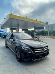 Título do anúncio: Mercedes C 180 Avantgarde