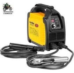 Título do anúncio: Máquina Inversora De Solda Riv136 130a Eletrodo E Tig Vonder