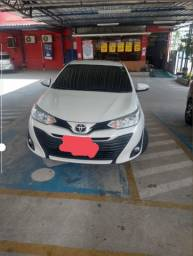 Título do anúncio: Yaris Sedan XL Plus Tech Automático 2019