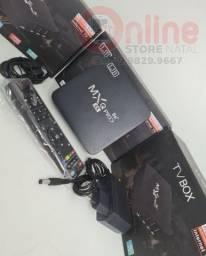 Tv box Mxq pro 4k ultra HD 5g produtos clacrados<br>