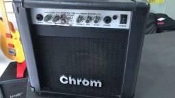 Amplificador Guitarra Estudo Chrom