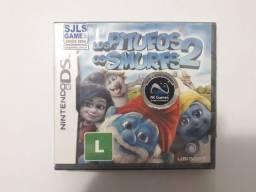 Jogo Os Smurfs 2 Nintendo DS 3DS