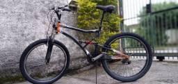 bicicleta aro 26 com sup