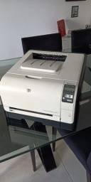 impressora hp laserjet color cp1525nw