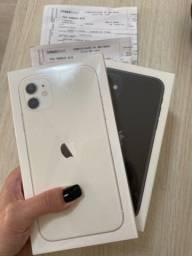 iPhone 11 64gb Novo Lacrado com nota fiscal