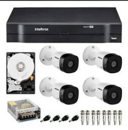 Câmeras de Segurança CFTV Intelbras ^^^^^
