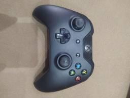 Controle Xbox one perfeito estado preto