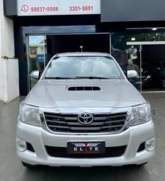Toyota Hilux CD 4X4 SRV 2013/2013 *aut*